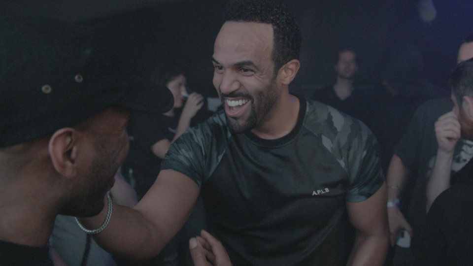 Craig David Youtube Video